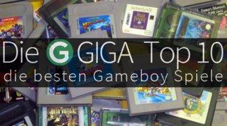 Top 10 GameBoy-Spiele, die euch garantiert nostalgisch stimmen werden