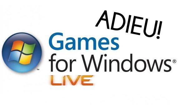 Microsoft: Games for Windows Live wird geschlossen