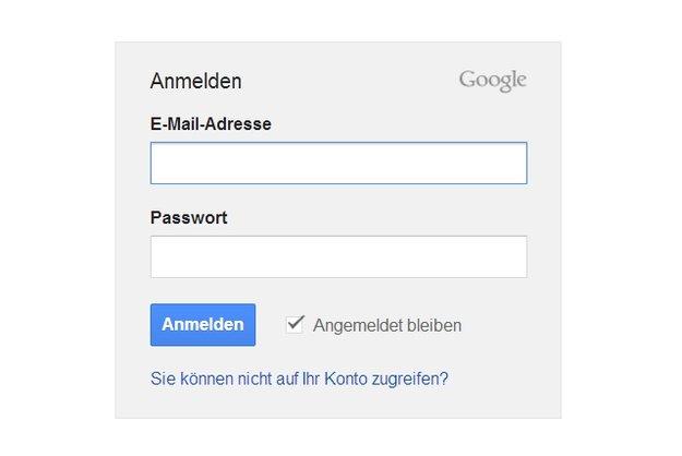 Der Schlüssel zu den Google-Diensten