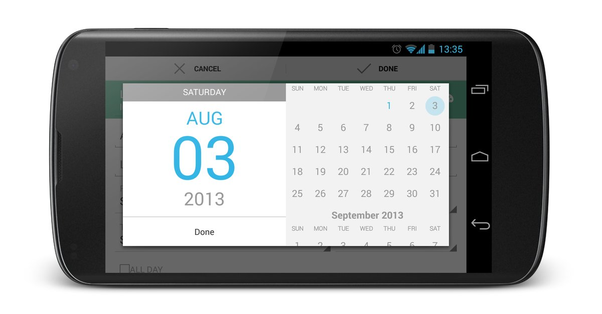 Google Kalender: Update der Android-App verbessert Gmail-Integration ...