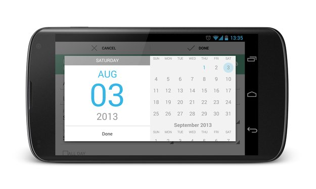 Google Kalender: Update der Android-App verbessert Gmail-Integration [APK-Download]