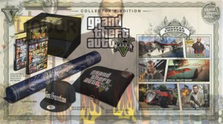 GTA V Collector's Edition: Der Umfang der GameStop-Edition von GTA 5