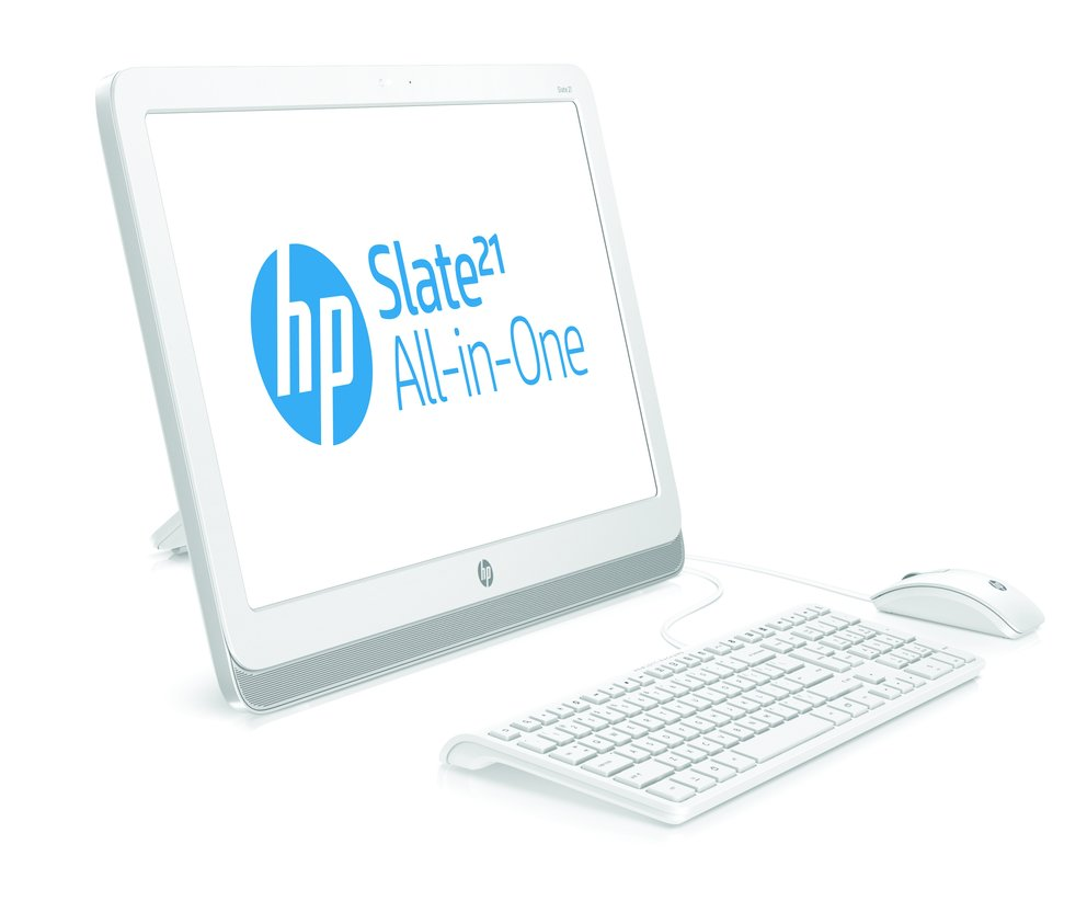 HP Slate21: All-in-One und Tegra 4-Power für 399 Euro