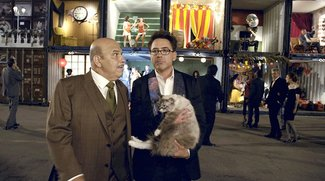 Hold This Cat: HTC startet milliardenschwere Werbekampagne mit Robert Downey jr.