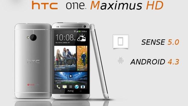 HTC One: Android 4.3-basierte Firmware mit Sense 5 geleakt, Custom ROM verfügbar
