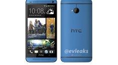 HTC One: Foto der blauen Version geleakt