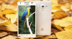Huawei Honor 3: Wasserdichtes Quad-Core-Smartphone vorgestellt