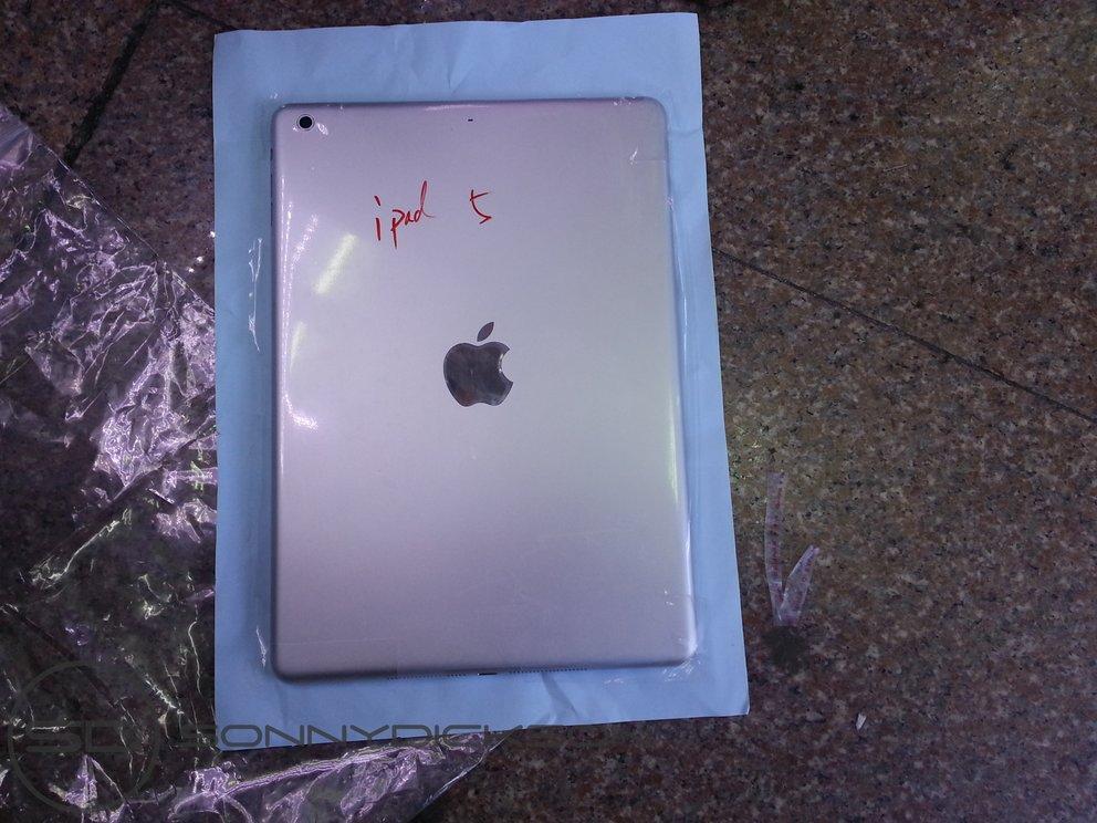 iPad 5 Leak
