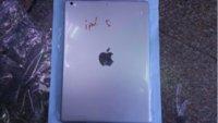 iPad 5: Hochauflösende Fotos zeigen Rückseite