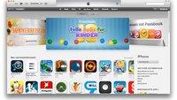Apple knickt bei iTunes ein: So bekommt ihr den App Store zurück