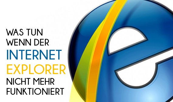 Internet Explorer Startet Nicht