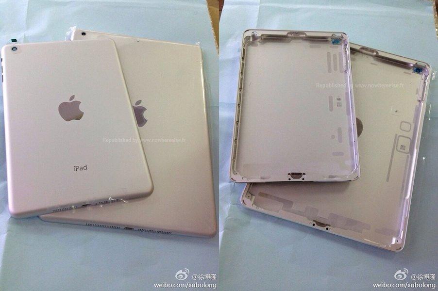 iPad 5: Neue Bilder von Gehäuseteil