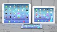 iPad maxi: So sähe ein iPad mit 12,9-Zoll-Display aus
