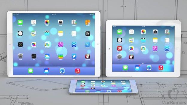 iPad maxi: Apple soll mit Zulieferer Quanta an dem Projekt arbeiten