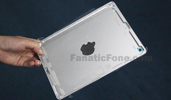 iPad 5: Gehäuse aufgetaucht, Design wie iPad mini