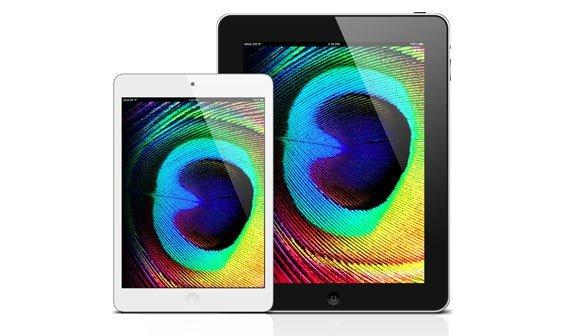 iPad mini 2: Produktion der Retina-Displays soll bereits auf Hochtouren laufen