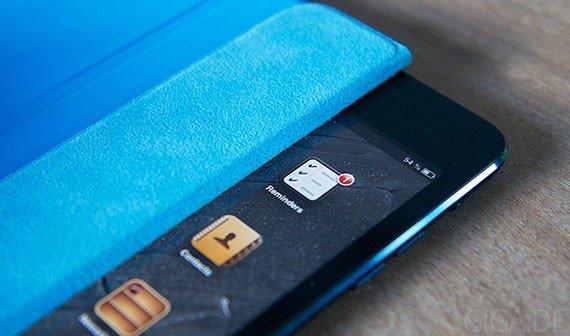 iPad 5: Selbe Touchscreen-Technologie wie beim iPad mini soll es dünner und leichter machen