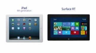 Nr. 6: Microsoft erneut mit Anti-iPad-Werbespot