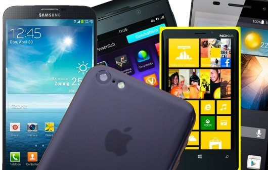 iPhone 5C Alternativen: Die 10 wichtigsten Apple-Konkurrenten