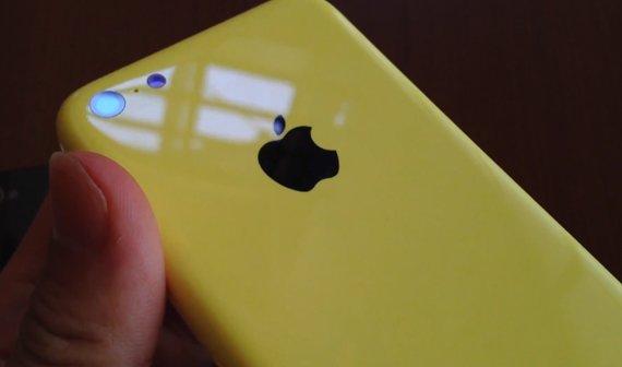 iPhone 5C: Bauteile verraten Farben, gelbe Rückseite erstmals im Video
