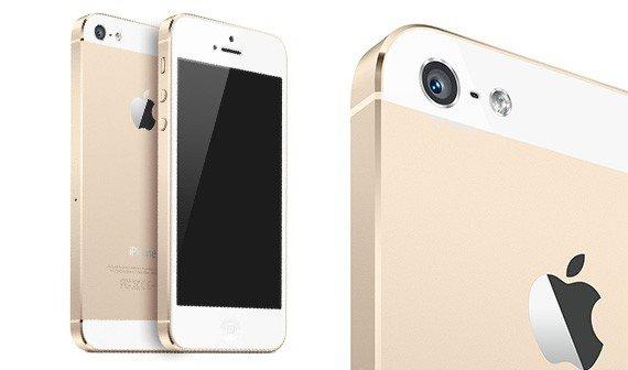 AllThingsD bestätigt: iPhone 5S wird es auch in Gold geben