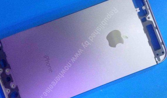 iPhone 5S: Schnappschüsse zeigen Änderungen am Home-Button
