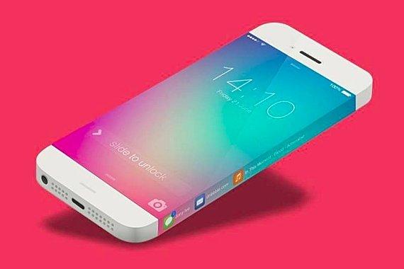 iPhone 6: Konzept mit flexiblen Drei-Seiten-Display