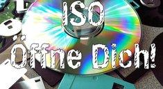 ISO-Datei installieren: So geht's auch ohne Brennen