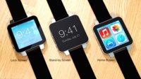 iWatch: Beeindruckendes Konzept der kleinen Armbanduhr