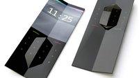 Die futuristischsten Smartphone-Konzepte (Bilder- und Video-Strecke)