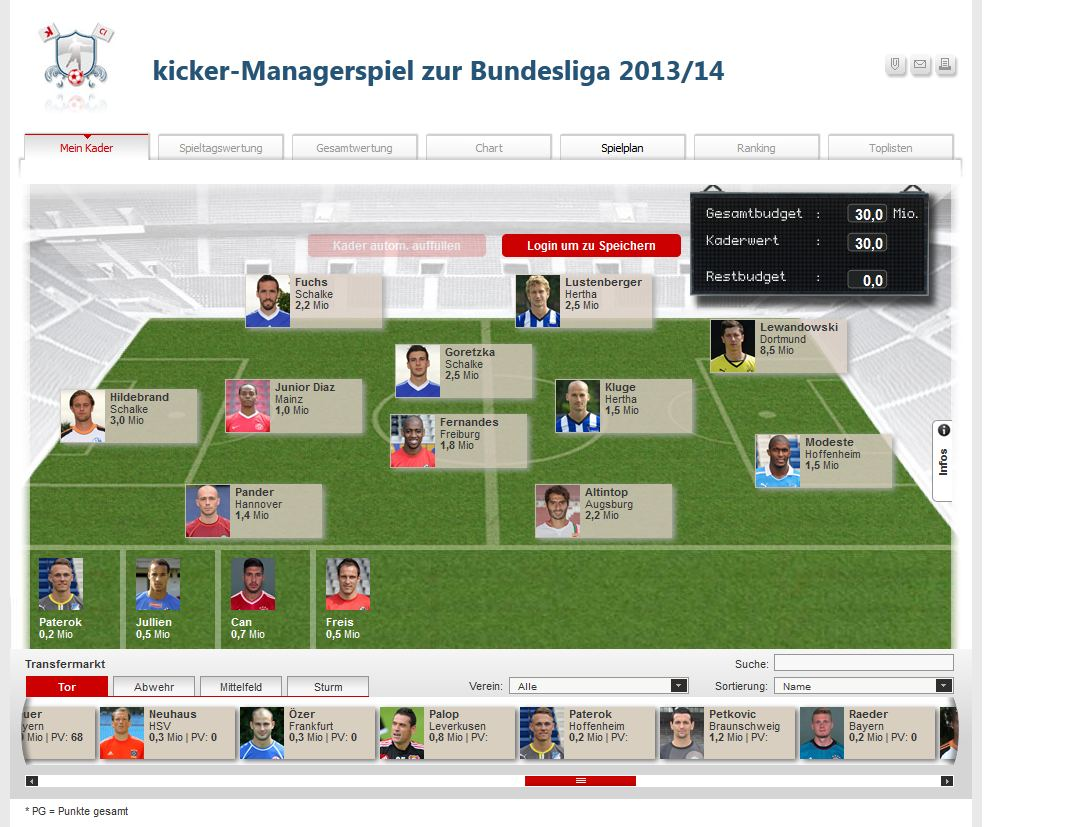 Die Besten Fussball Manager 2013 Von Kicker Bis Fm 13