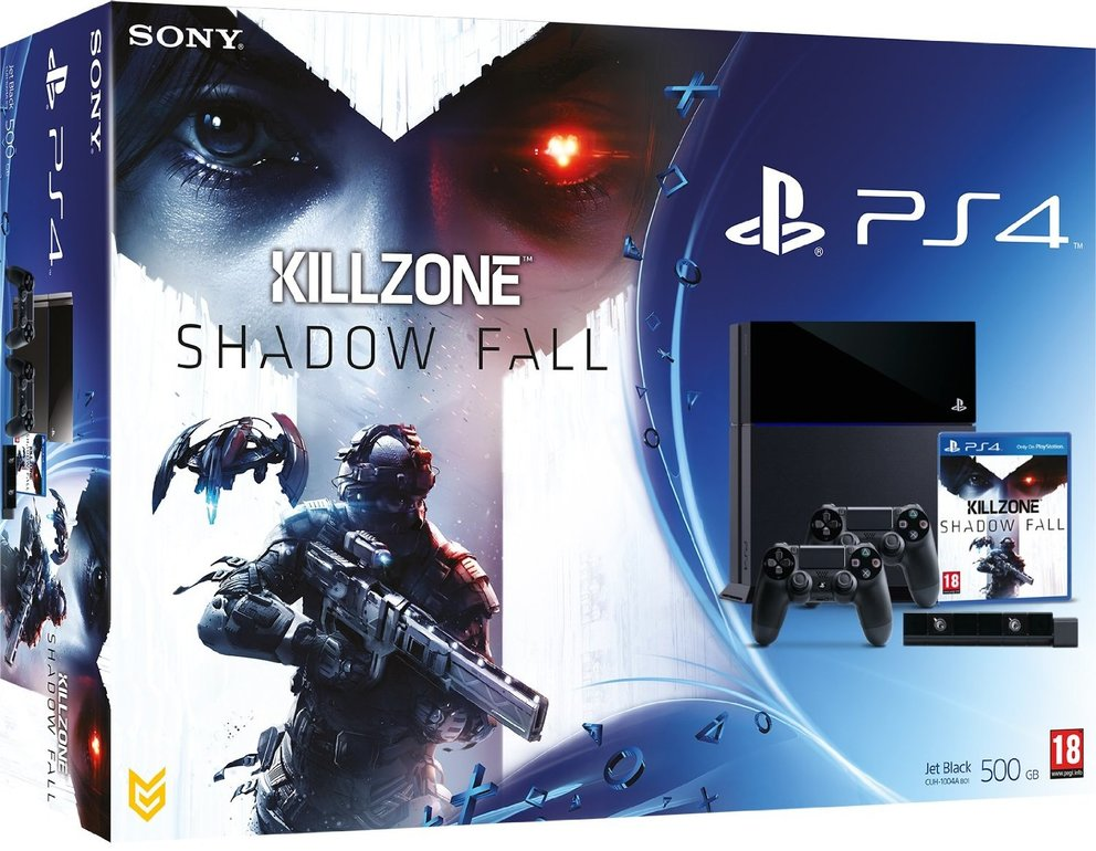 Playstation 4: Erste Bundles aufgetaucht