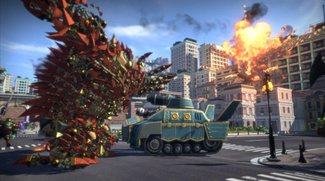 Knack: PS4-Titel im Gameplay-Trailer genauer beleuchtet