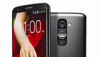 LG G2: Geleakte Pressebilder zeigen neues Topmodell in voller Pracht