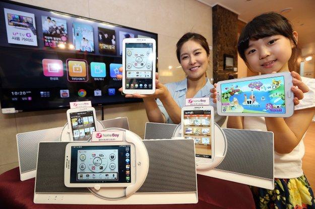"""""""Homeboy"""": LG präsentiert neues Tablet in Südkorea – hergestellt von Samsung"""