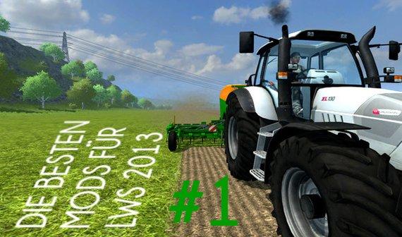 Die besten Landwirtschafts-Simulator 2013 Mods (+Download)