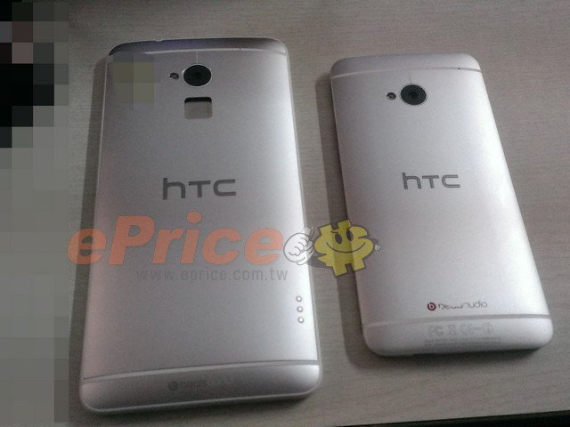 HTC One Max - Neue und interessante Bilder geleakt