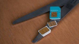 Welche SIM-Karte benötigt das Galaxy S6, S5, Galaxy S4 und Galaxy S3? (Samsung)