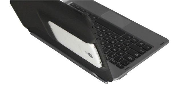 Samsung Galaxy S4 &amp&#x3B; Galaxy S3: Transmaker-Dock verwandelt Smartphone in Tablet oder Netbook