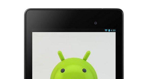 Nexus 7 (2013): Factory Image endlich da, GPS- und Touchscreen-Bugs leider auch