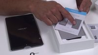 Nexus 7 (2013) LTE: Deutsches Modell im Unboxing [Video]