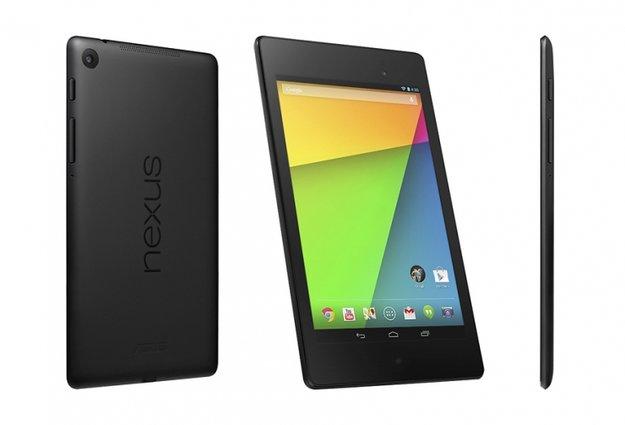 Nexus 7 2013 gegen Nexus 7 2012: Der Benchmarkvergleich (Video)
