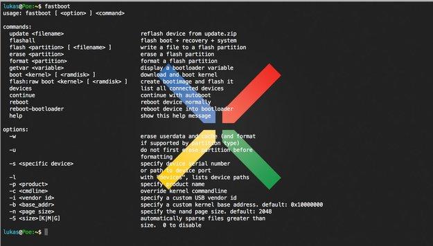 Factory Images flashen: Nexus-Geräte updaten oder zurücksetzen – so geht's