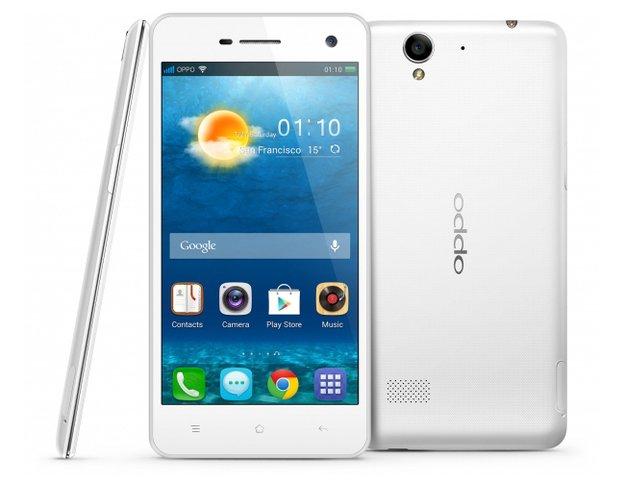 Oppo R819: Mittelklasse-Smartphone offiziell vorgestellt