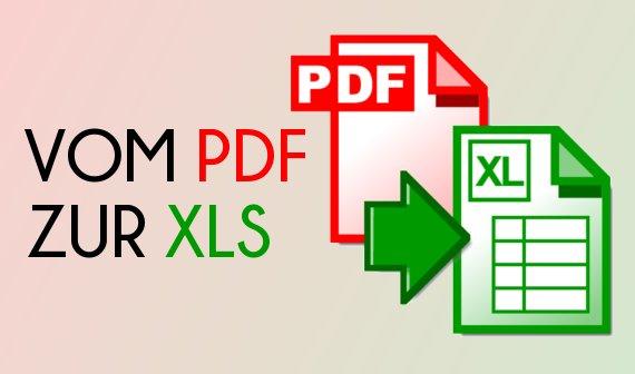 PDF in Excel umwandeln: So bearbeitet ihr PDFs in Excel