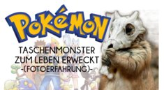 Pokémon: Taschenmonster zum Leben erweckt - Die Fotoerfahrung
