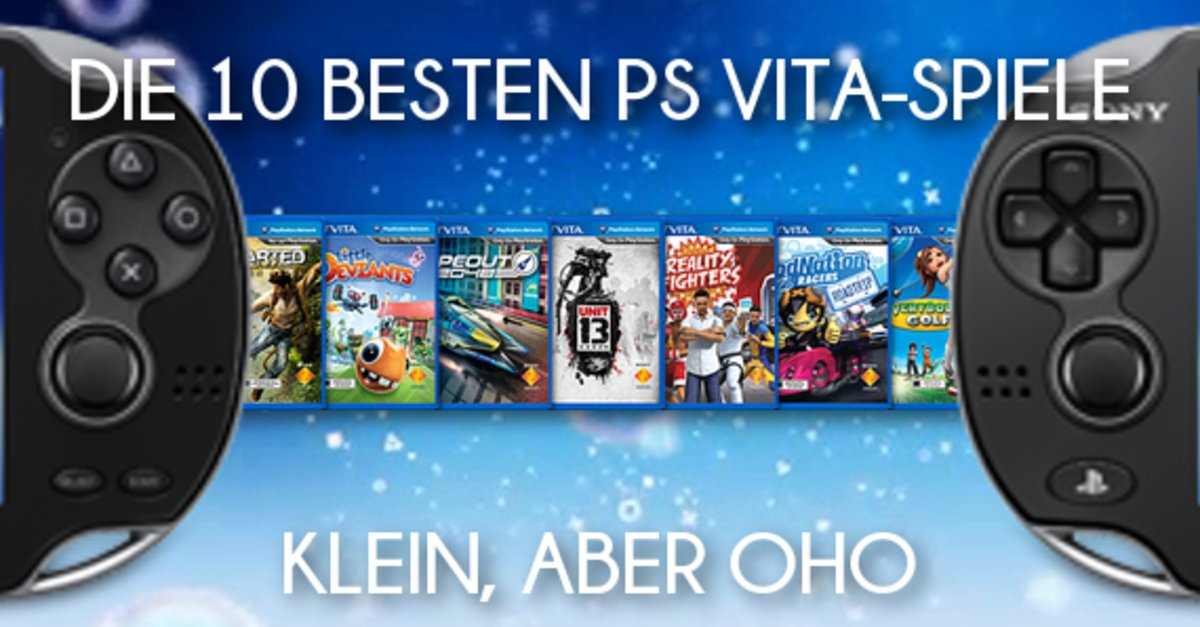 Die 10 Besten Ps Vita Spiele Teil 2