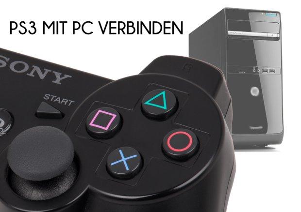 PS3 mit PC verbinden: Medienserver einrichten – So geht's