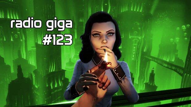 radio giga #123: Beyond Two Souls, Bioshock Infinite DLCs, FEZ 2, WiiU und Feedback