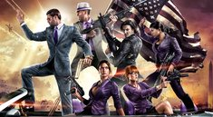 Saints Row 4: Video der ersten Mission